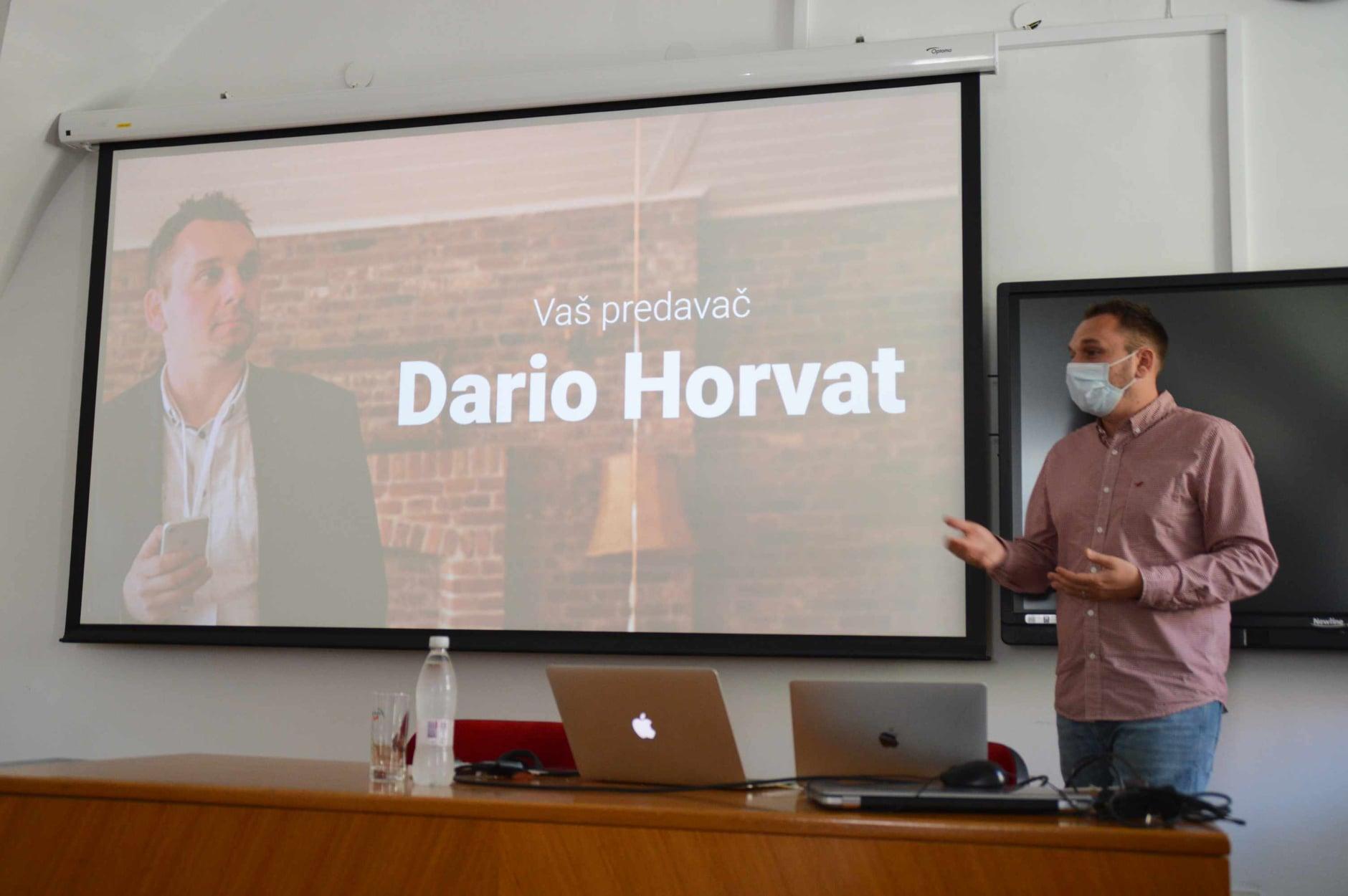 Dario Horvat - Arbona ljetna akademija